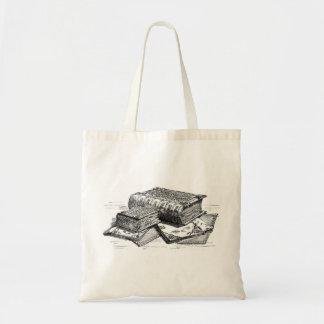 Tote Bag Vieux livres