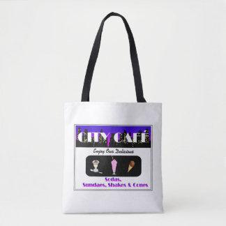 Tote Bag Ville Café