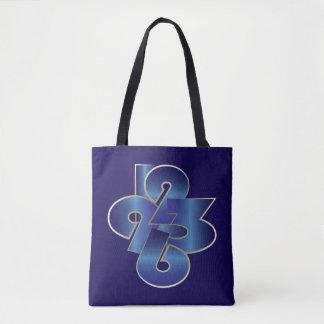 Tote Bag vingt-quatre heures sur vingt-quatre