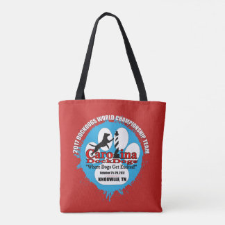 Tote Bag Vitesse de championnat du monde de 2017 CDD