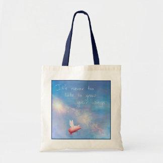 Tote Bag Voler Porc-Élèvent vos ailes