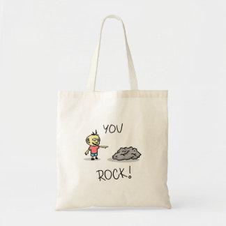 Tote Bag Vous basculez ! Bande dessinée