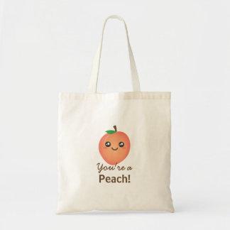 Tote Bag Vous êtes un fin gourmet drôle mignon doux de