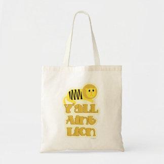 Tote Bag Vous n'êtes pas lion