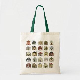 Tote Bag Vraies vacances d'agent immobilier