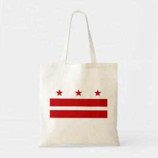 Tote Bag Washington, drapeau de C.C