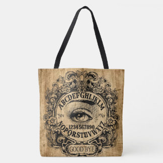 Tote Bag witchboard fourre-tout