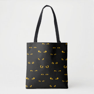 Tote Bag Yeux effrayants Halloween Fourre-tout