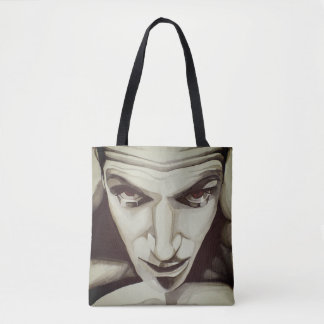 Tote Bag Yeux rouges