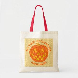 Tote Bag Z mon ęr amusement de citrouille de Halloween