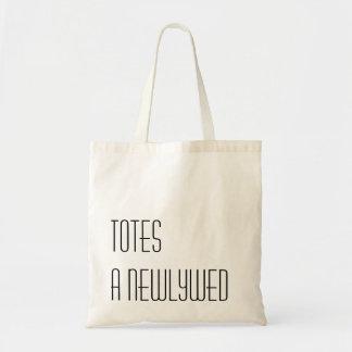 TOTES des nouveaux mariés Tote Bag