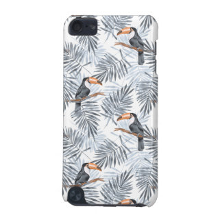 Toucan gris coque iPod touch 5G