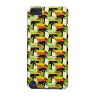 Toucans colorés coque iPod touch 5G