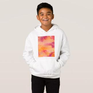 Touché par couleur pour aquarelle du feu