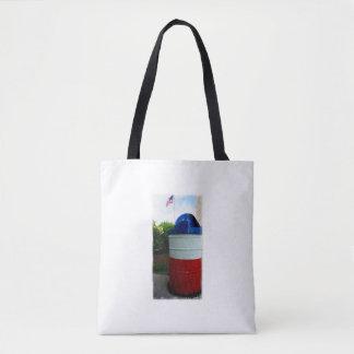 Toujours l'Amérique Tote Bag