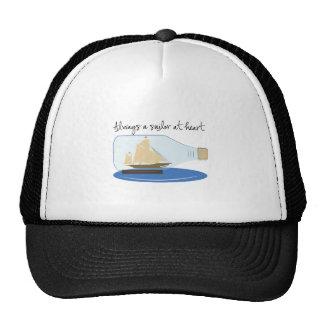 Toujours un marin au coeur casquette