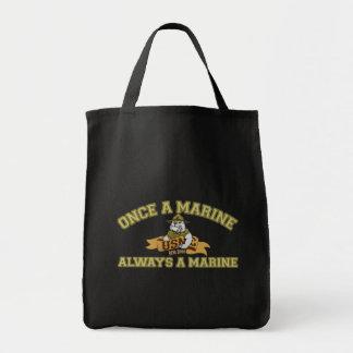 Toujours une marine sac