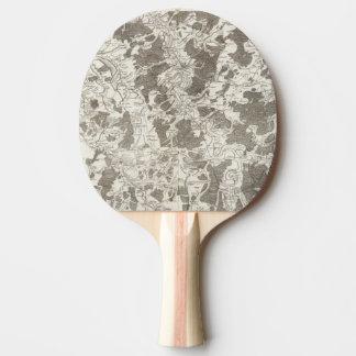 Toul Raquette Tennis De Table