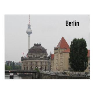 Tour de Berlin TV Carte Postale
