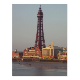 Tour de Blackpool Cartes Postales