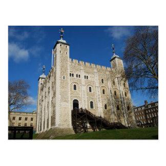 Tour de carte postale de Londres