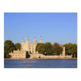 Tour de Londres Carte Postale