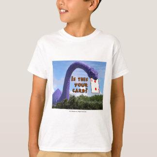 Tour de magie - 2D - T-shirt d'enfants