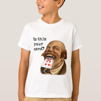 Tour de magie - 7D - T-shirt d'enfants