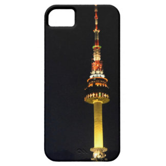 Tour de Namsan Séoul Coque Barely There iPhone 5