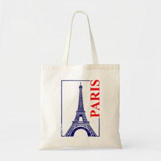 Tour de Paris-Eiffel Tote Bag