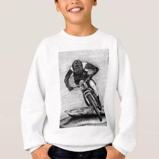 Tour de vélo de montagne sweatshirt