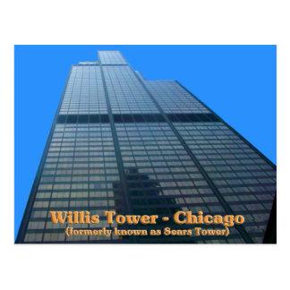 Tour de Willis - autrefois connue sous le nom de Cartes Postales