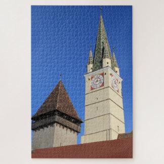 Tour d'église de St Margaret Puzzle