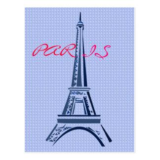 Tour d'Eiffel Paris Cartes Postales