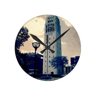 Tour d'horloge d'Ann Arbor Horloge Ronde