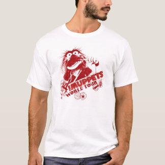 Tour du monde animal t-shirt