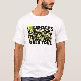 Tour du monde de Muppets - lumière T-shirt