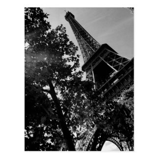 Tour Eiffel 2 de B&W Cartes Postales