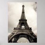 Tour Eiffel 9 Affiches