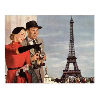 Tour Eiffel Cartes Postales