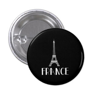 Tour Eiffel de la France Badge