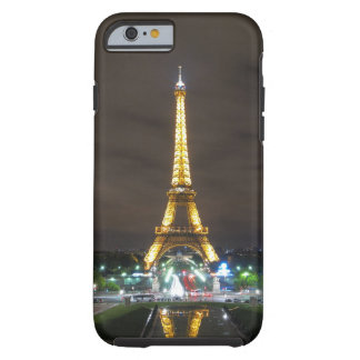 Tour Eiffel la nuit, Paris Coque iPhone 6 Tough