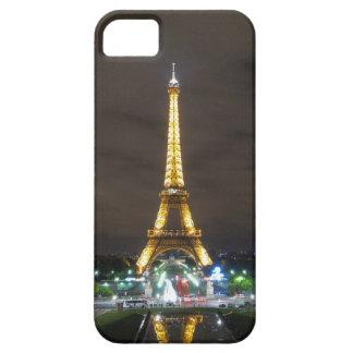 Tour Eiffel la nuit, Paris iPhone 5 Case