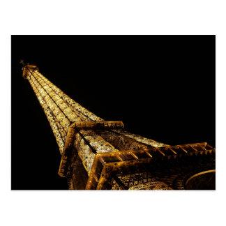 Tour Eiffel, Paris - carte postale