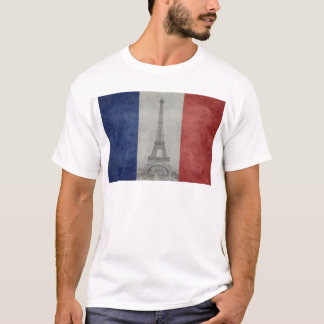 Tour Eiffel, Paris France T-shirt