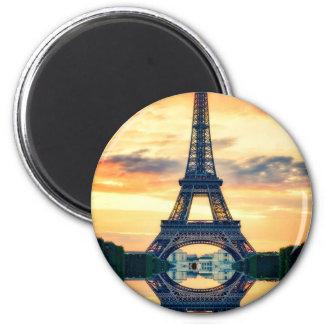 Tour Eiffel Paris même le voyage européen Aimant