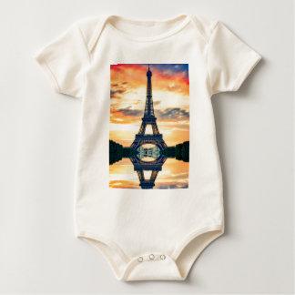 Tour Eiffel Paris même le voyage européen Body