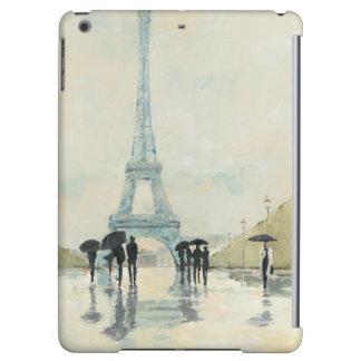 Tour Eiffel | Paris sous la pluie