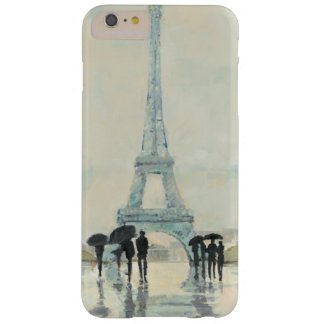 Tour Eiffel | Paris sous la pluie Coque Barely There iPhone 6 Plus