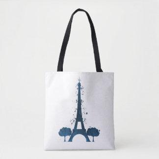Tour Eiffel Tote Bag